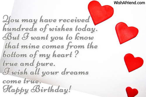Best Wishes For Birthday Girl Friend : You may have received hundreds of birthday wish for