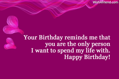 birthday quotes to a new boyfriend quotesgram