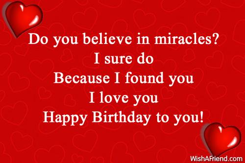 Happy Birthday Quotes For Him Happy birthday to you!