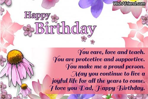 Happy birthday sayings for cards gangcraft dad birthday sayings birthday card bookmarktalkfo Gallery