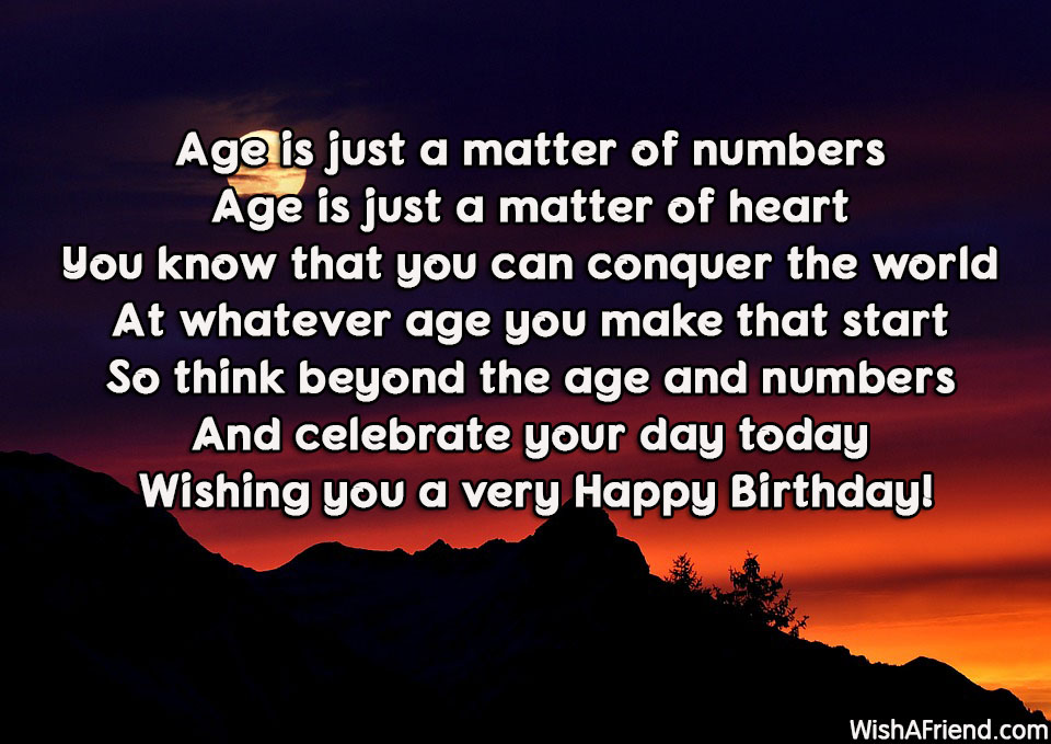 Inspirational Friend Birthday Quotes : Inspirational birthday quotes
