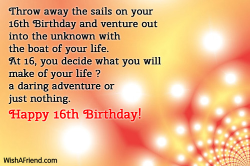 1926-16th-birthday-wishes