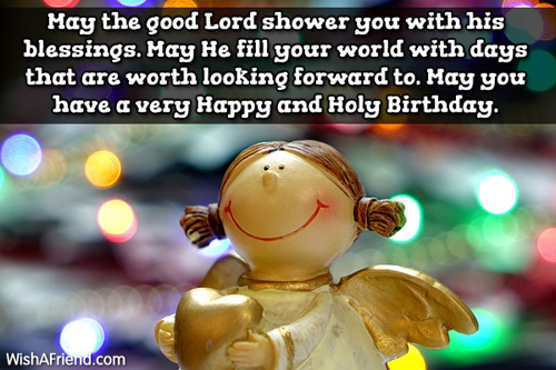 Christian Birthday Greetings – Birthday Greeting Christian