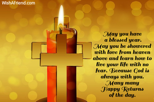 Christian Birthday Greetings Page 2 – Christian Birthday Greetings