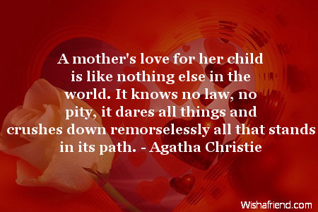 a mother 39 s love for her child birthday quote for daughter