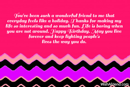Best Quotes For Friends Birthday : Best friend birthday wishes