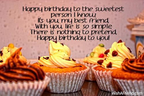 Make your wish november 2016 happy birthday to my best friend messages it39s you my best friend m4hsunfo