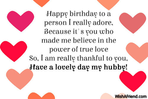 Swell Birthday Wishes For Husband Page 3 Valentine Love Quotes Grandhistoriesus