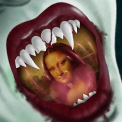 Draculas Mouth