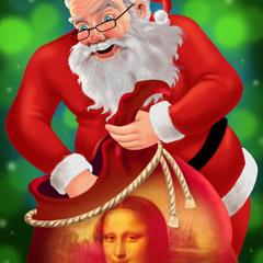 Santas Gift Bag
