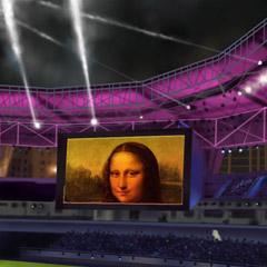 Stadium Screen